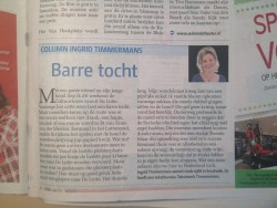 Barre tocht